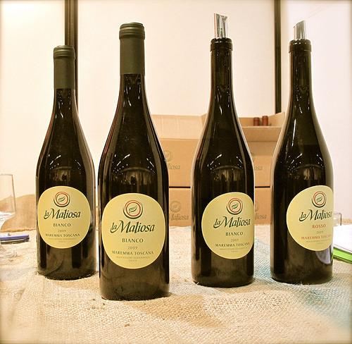 Vini La Maliosa Vinitaly 2012