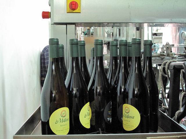 Vino biodinamico La Maliosa