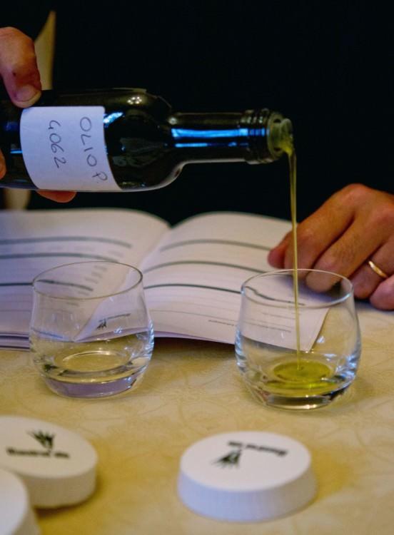 olio extravergine di oliva monocultivar