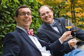 Paolo Massobrio e Marco Gatti