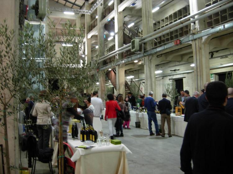 Associazione Italiana Sommelier stand La Maliosa