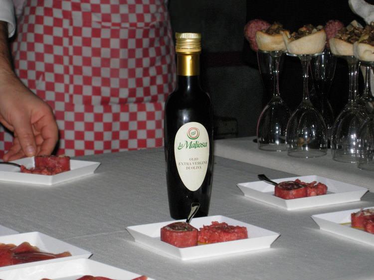 Degustazione olio La Maliosa