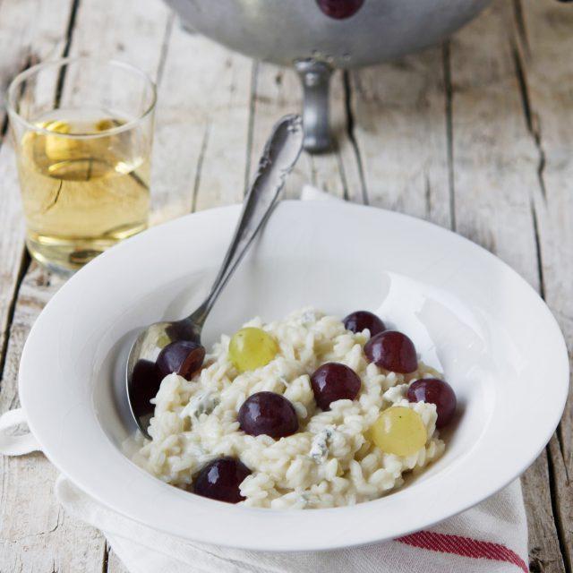 ricetta risotto all'uovo e gorgonzola