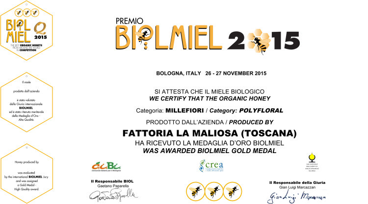 Premio Biomiel